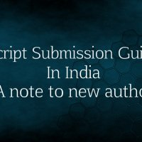 How to submit a manuscript in India