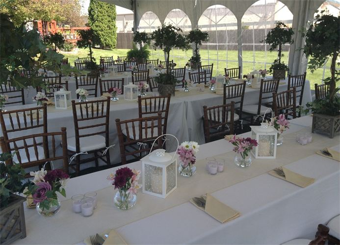 chair accessories for weddings child sized chairs wedding table rentals dance floor fruitwood chiavari