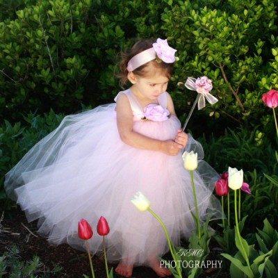 pink ballerina tutu gown