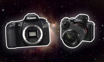 reflex astrophotographie fais de la photo