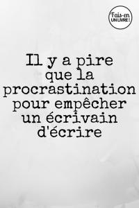 procrastiner