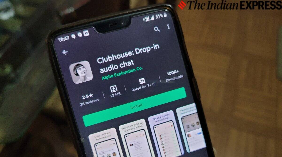 Read more about the article 'Want to make sure creator in control, India response very exciting': Clubhouse co-founders