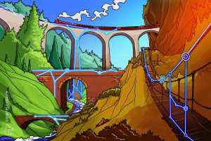 Read more about the article Cross-chain bridge equipped altcoins rally higher despite China's crypto ban