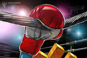 Read more about the article BTC price battles for $46K as Polkadot (DOT) ends weekend with 10% surge