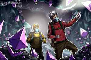 Read more about the article Amount of ETH held by miners reaches highest level since 2016