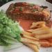 wellington sans viande, sauce gravy