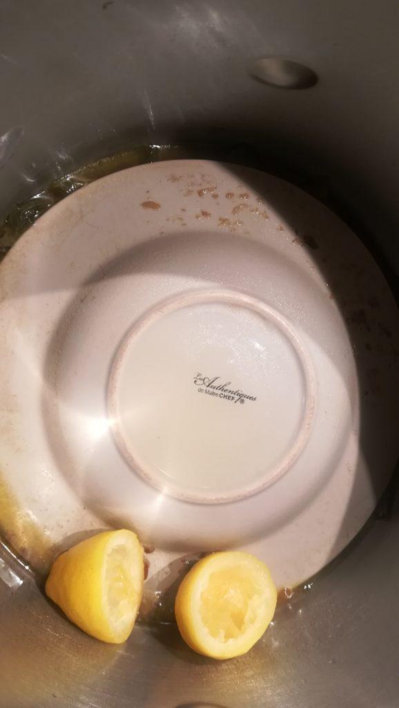 cuisson des dolmas il faut ajouter un caillou si possible
