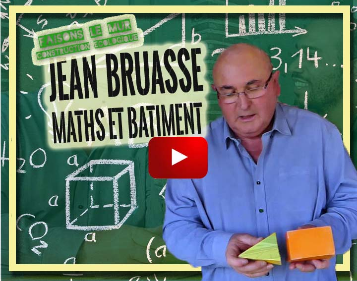 MATHS ET BATIMENT Jean Bruasse