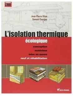 40 - L'isolation thermique écologique