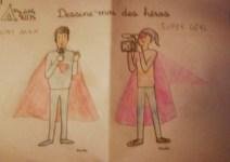 Super Héros de Jessie