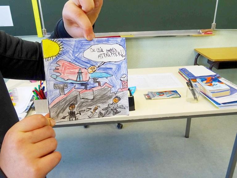 Classes en Bulles - Jean-Luc Coudray