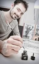 Bast - illustrateur BD Bordeaux