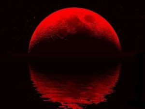The Blood Moon, Passover 2014