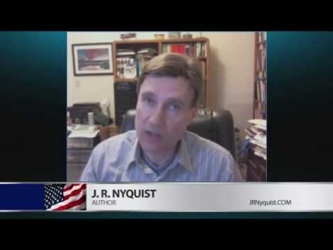 JR Nyquist, Author and Expert on Russian Strategy