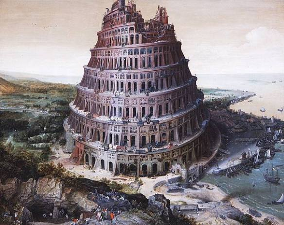 VALCKENBORCH'S TOWER OF BABEL