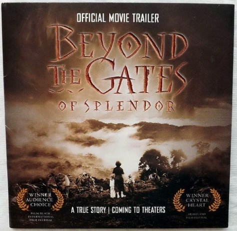KEVIN MCAFEE - BEYOND THE GATES OF SPLENDOR