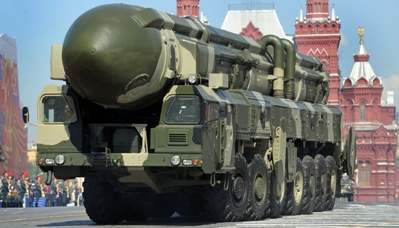 A Russian Mobile ICBM