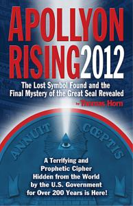 Tom Horn - Apollyon Rising 2012