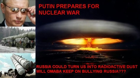IS RUSSIA PREPARING FOR A NUCLEAR WITH THE U.S.?