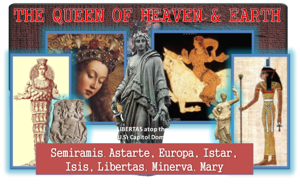 Who is that Lady? The Queen of Heaven--The Harlot of Babylon
