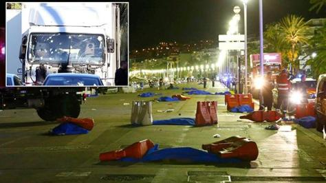 Attacks in Nice Kill 84