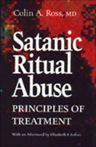 Dr. Colin Ross - Sexual Ritual Abuse