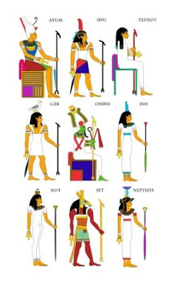 Ancient Gods of Egypt - The Ennead