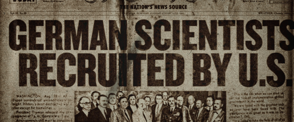 Were Nazi Scientists Responsible for Early UFO Reports in the United States?