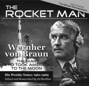 FORMER NAZI SS HEAD OF THE U.S. SPACE PROGRAM