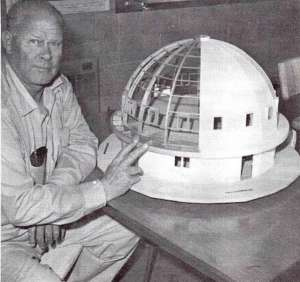 VAN TASSEL WITH HIS INTEGRATON MODEL