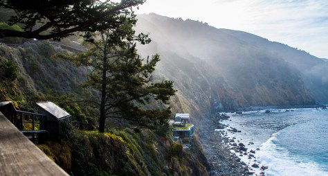 Esalen Institute at Big Sur, California