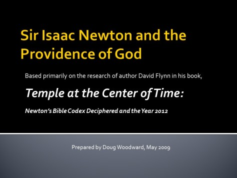 sir-isaac-newton-and-the-providence-of-god-05-19-2009