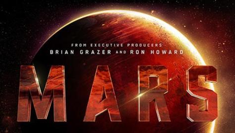MARS NAT GEO 6 PART MINI SERIES