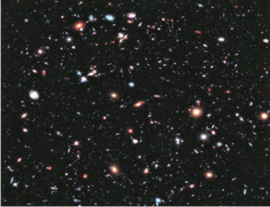 BILLIONS AND BILLIONS OF STARS