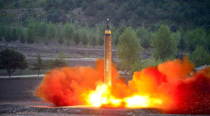 NORTH KOREA: NO OPTION LEFT BUT WAR. WHY WE MUST ATTACK NOW.