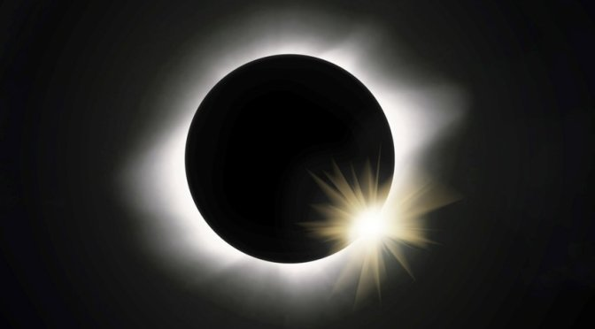 THE SOLAR ECLIPSE IN AMERICA. IS IT A WARNING JUDGMENT IS COMING SOON?