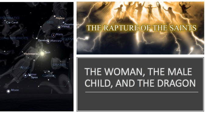 THE MALE CHILD OF REVELATION 12 IS THE CHURCH — TIME TO FILL YOUR LAMP