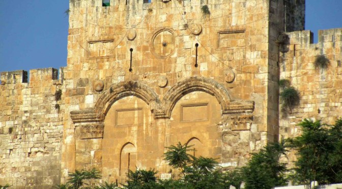 SEEKING THE PEACE OF JERUSALEM — THE NEXT CHAPTER
