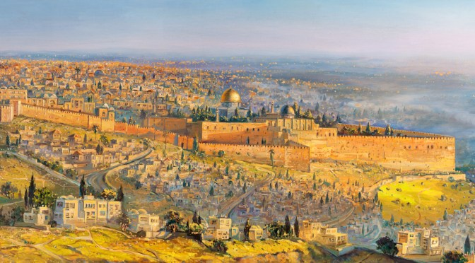WHY IS THE GAP BETWEEN THE OLD AND NEW TESTAMENTS DIFFERENT FOR CHRISTIANS THAN FOR JEWS?