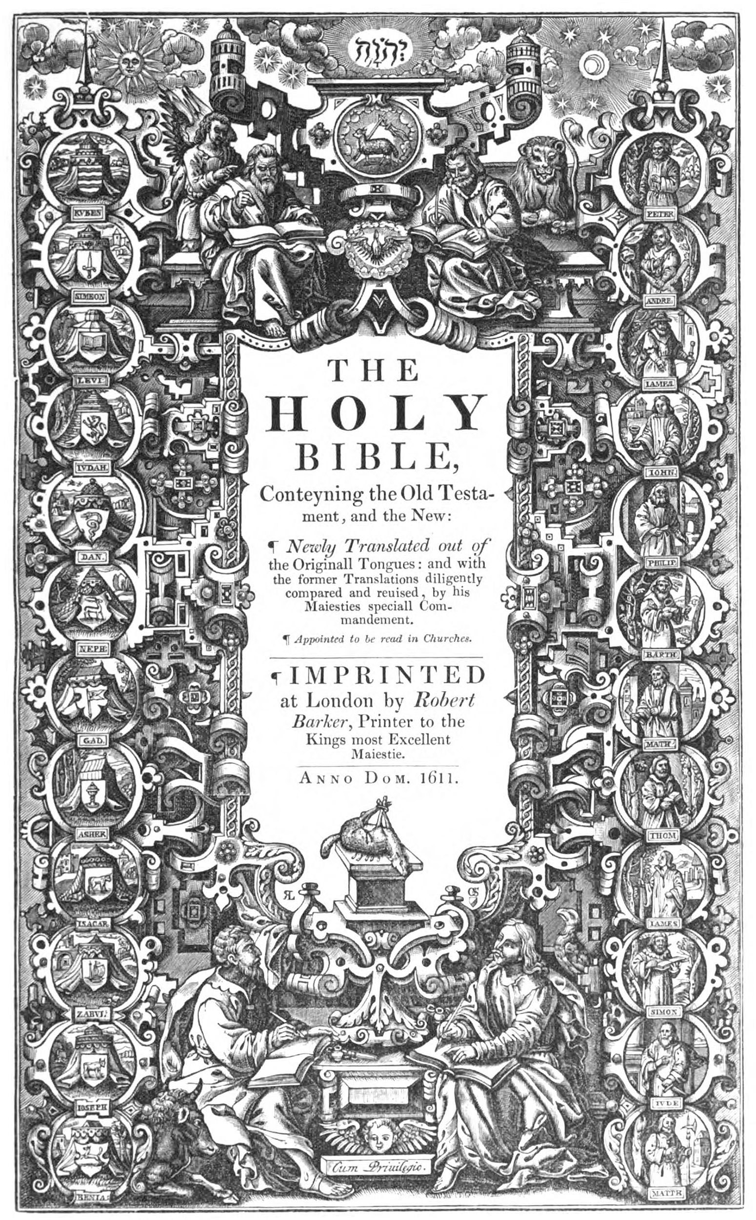 THE 47 SCHOLARS WHO TRANSLATED THE SCRIPTURES AND CREATED