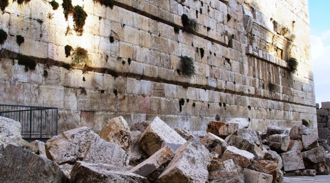 HAS THE THIRD JEWISH TEMPLE BEEN BUILT ALREADY? DID SIMON BAR KOKHBA ACCOMPLISH THIS IN 132 A.D.?