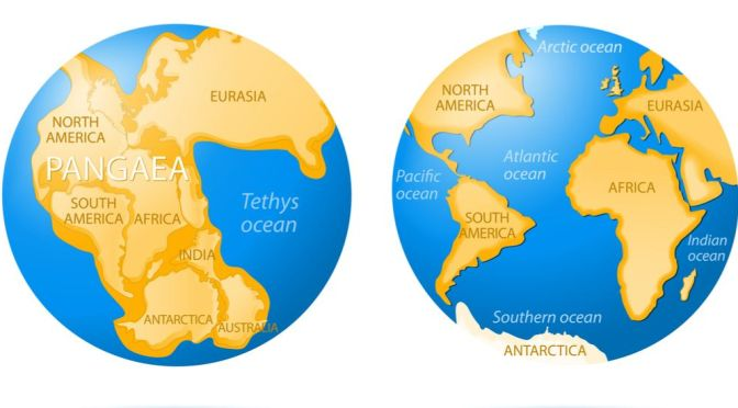 DID CONTINENTAL DRIFT CAUSE THE SCATTERING OF NATIONS IN GENESIS 10/11?