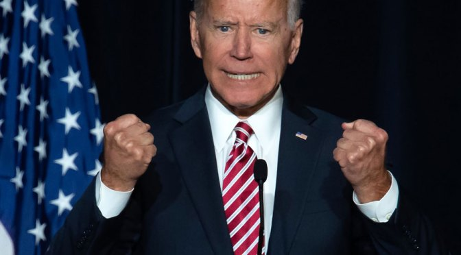 DID JOE BIDEN TAKE A BRIBE?