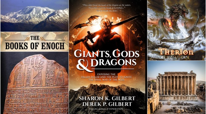 GIANTS, GODS, AND DRAGONS: A HOT SEAT INTERVIEW WITH DEREK GILBERT