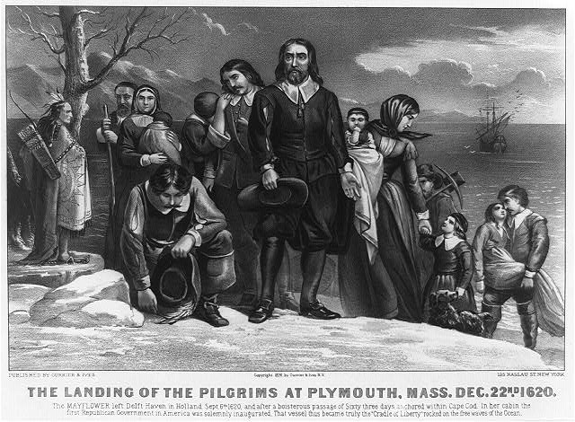 The Pilgrims And The First Thanksgiving  Faith And History