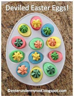 RECIPE: Deviled Easter Eggs