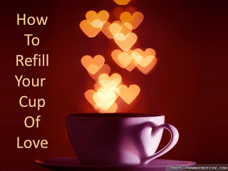 HSN: How to Refill Your Cup of Love by Kurt Uhlir