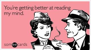 HSN: What do you mean, my husband isn't a mind reader?!? by Sarah Reinhard