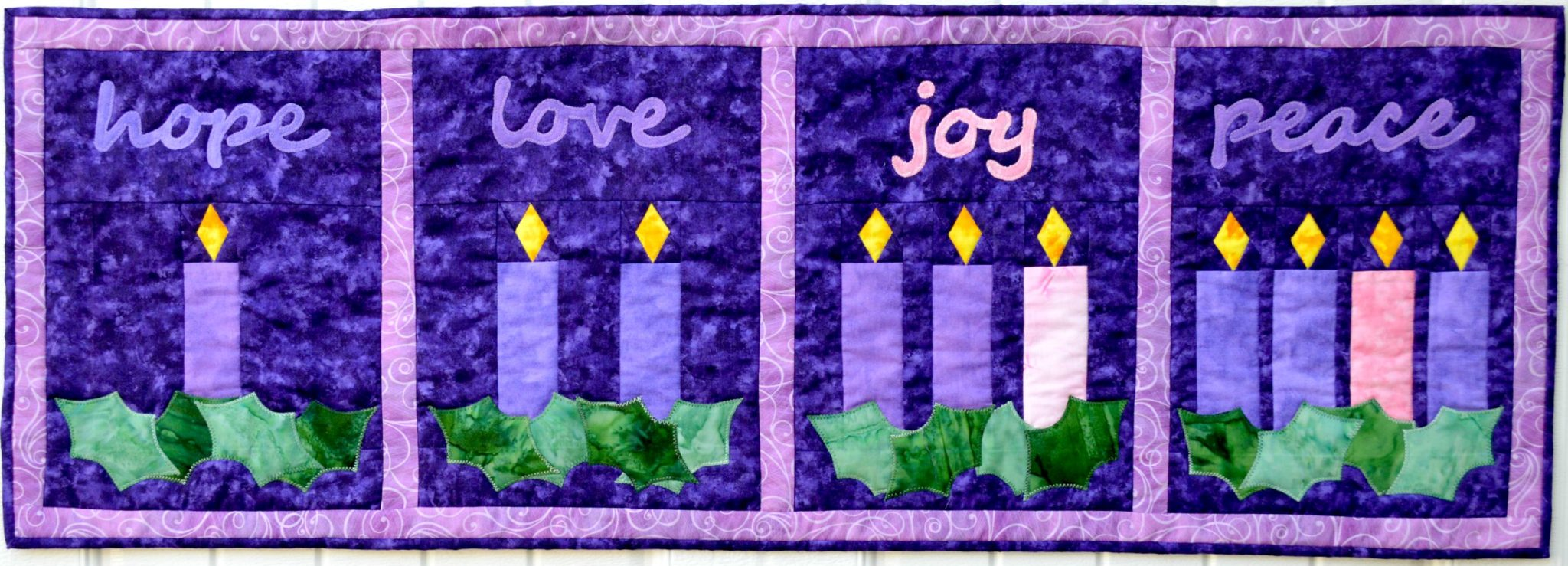 Third Week Advent Joy