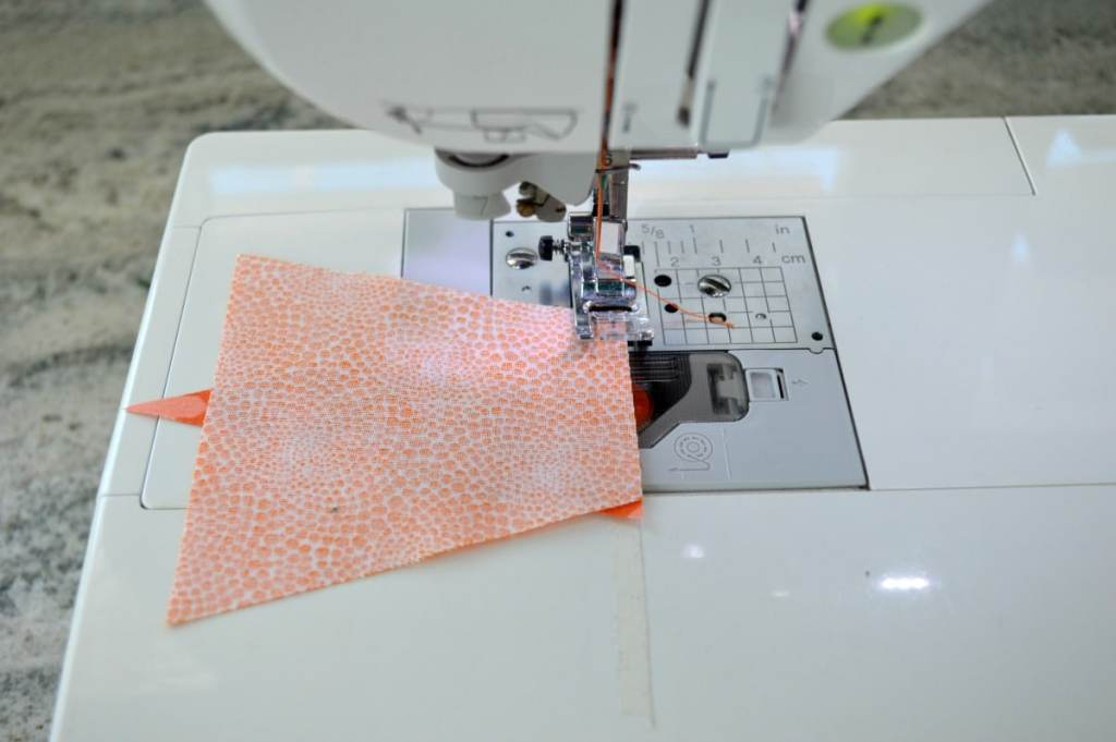 Faith and Fabric - Easy Easter Sewing Projects Carrots 1